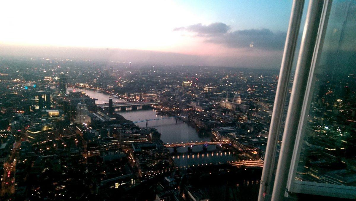 The View from the Shard - a review