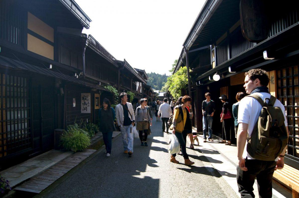 THE COMPLETE ITINERARY: THE BEST OF JAPAN IN TWO WEEKS BY RAIL -Takayama