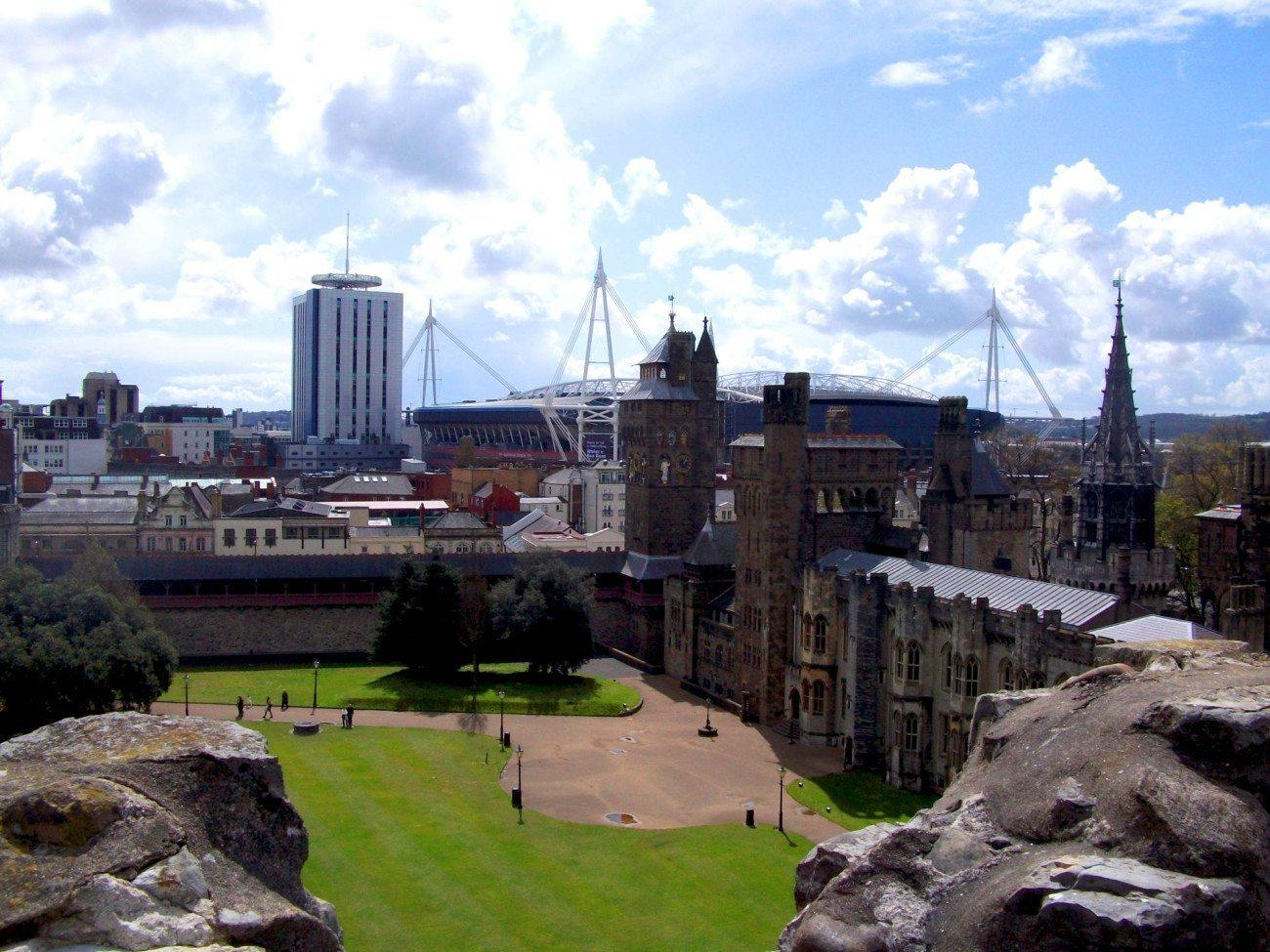 Travel More and Day Trip to Cardiff Wales
