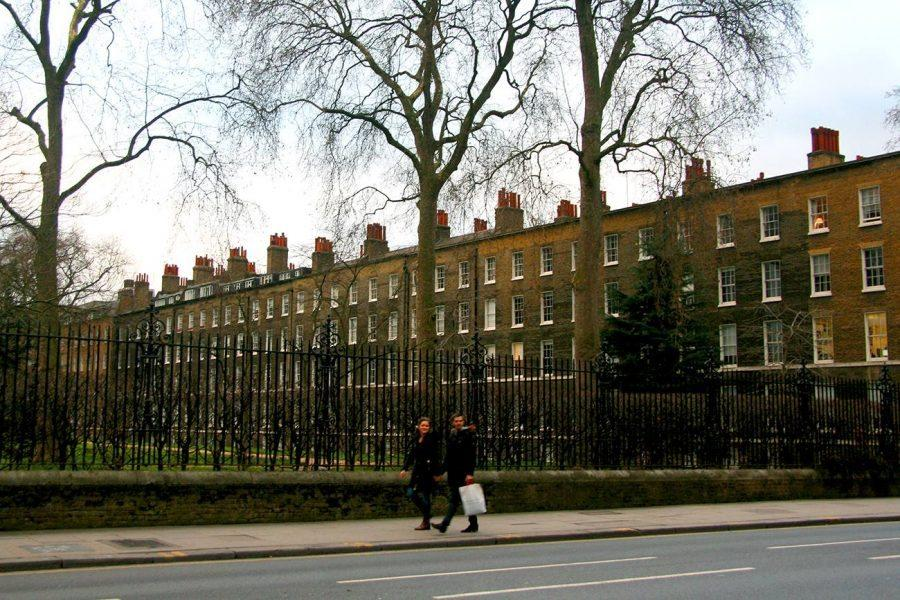 On the Trail of Charles Dickens - A Self-Guided Tour with GPSMYCITY through London - grays inn 2