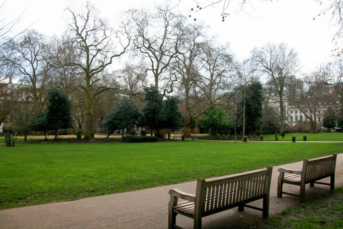 On the Trail of Charles Dickens - A Self-Guided Tour with GPSMYCITY through London lincolns fields