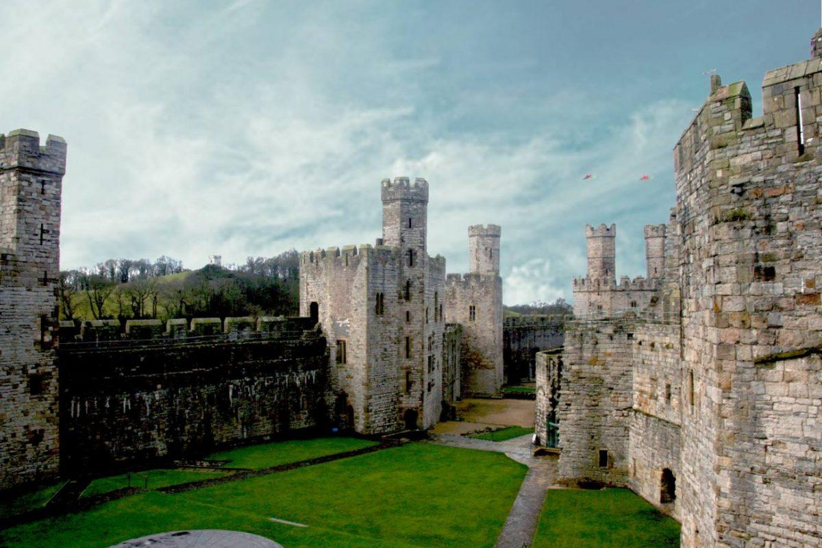 findyourepic visiting caernarfon castle on our weekend trip to snowdonia - south 4