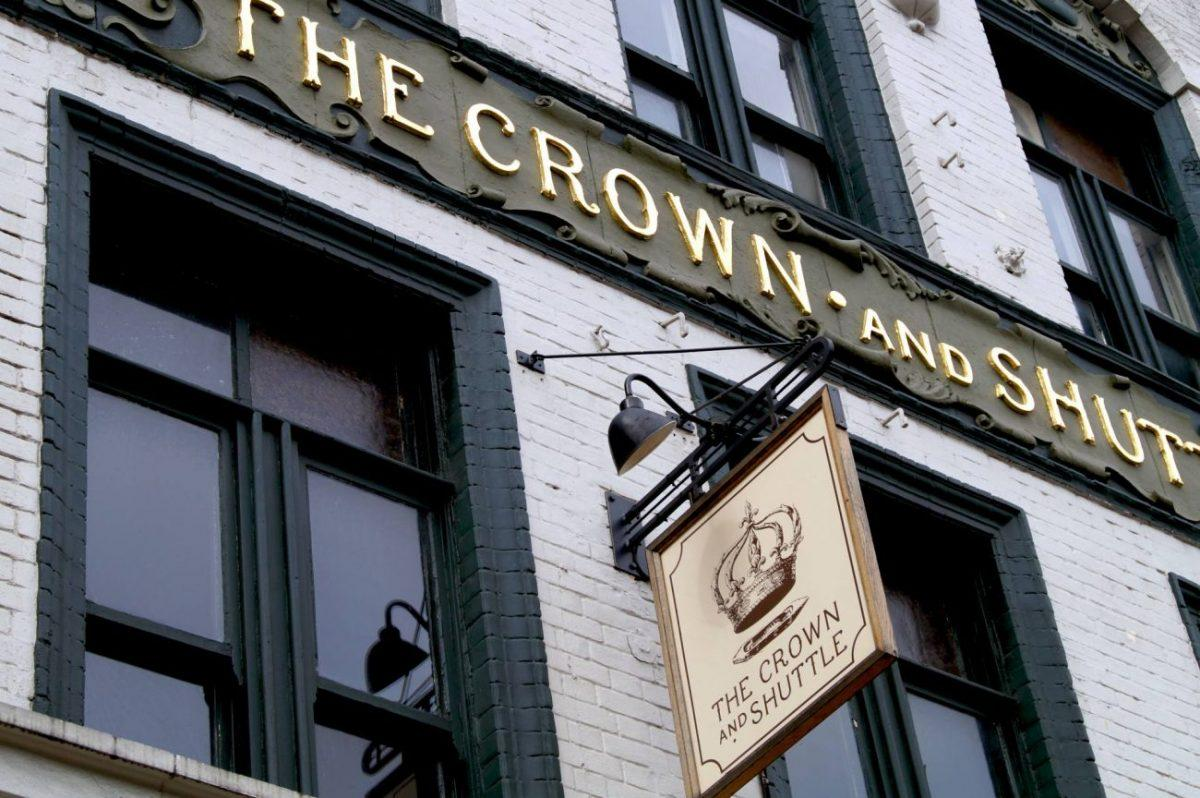 Context Travel London's Ales and Pubs Walk Sipping the history of British beer The crown and Shuttle Shoreditch London