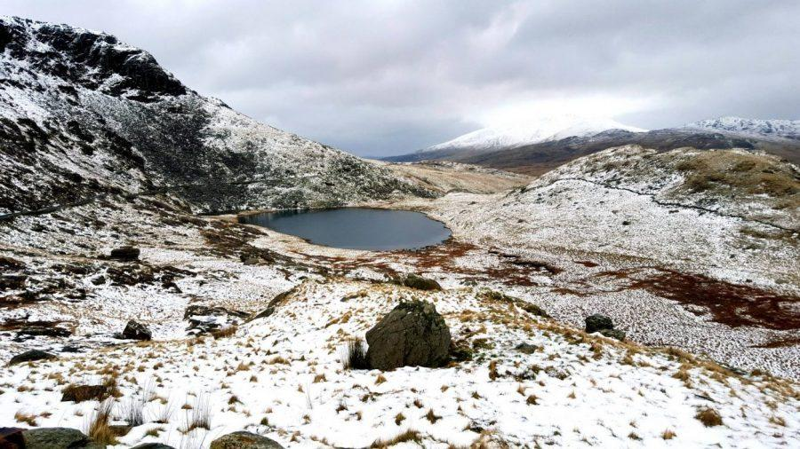 Find you Epic Climbing Snowdon in Winter via the Miner's Track 6