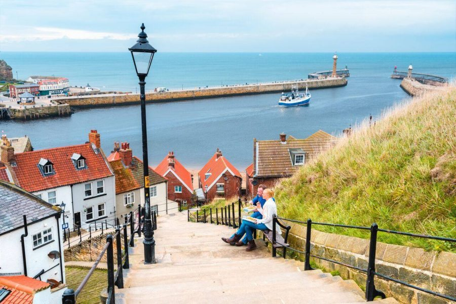 Top 10 Fish and Chips Shop in the UK, best chippie in great britain north east Whitby