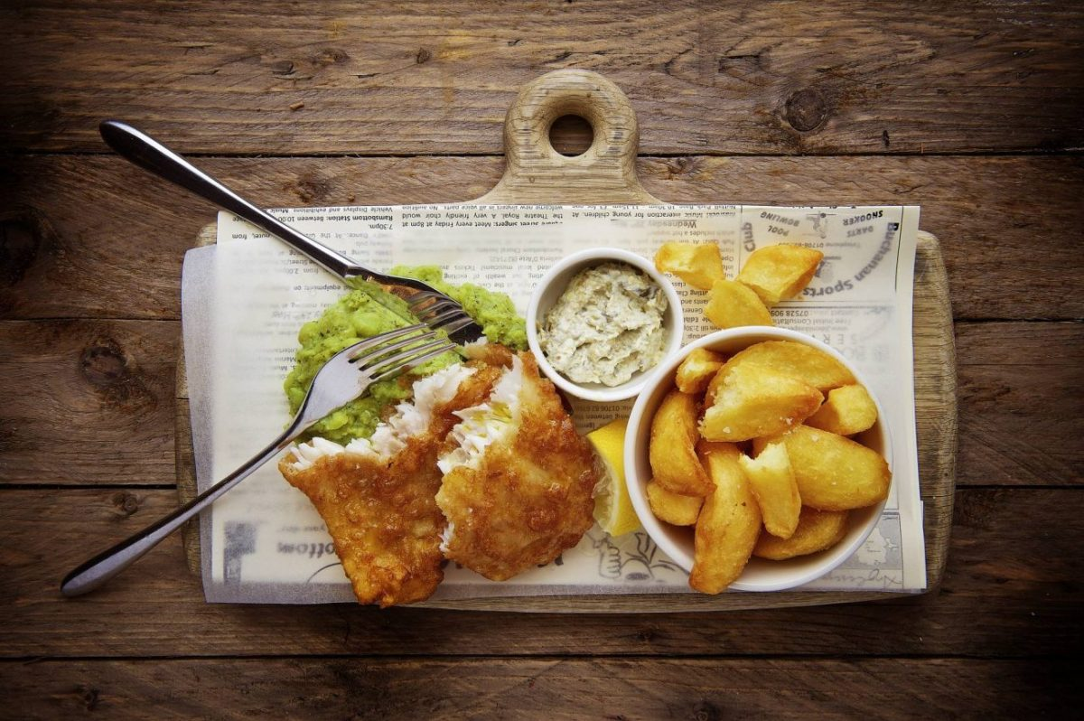 Britains top 10 seaside spots for fish and chips for All you can eat fish and chips near me