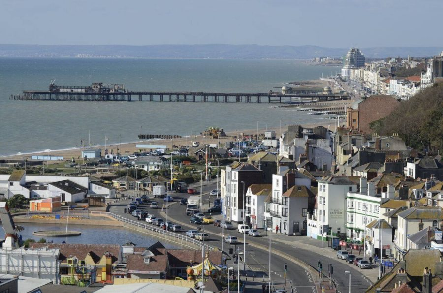 Top 10 Fish and Chips Shop in the UK, best chippie in great britain HASTINGS PIER north east