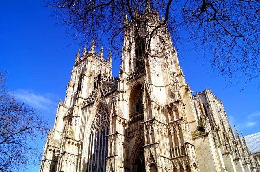 A long weekend in york itinerary - york minster 2