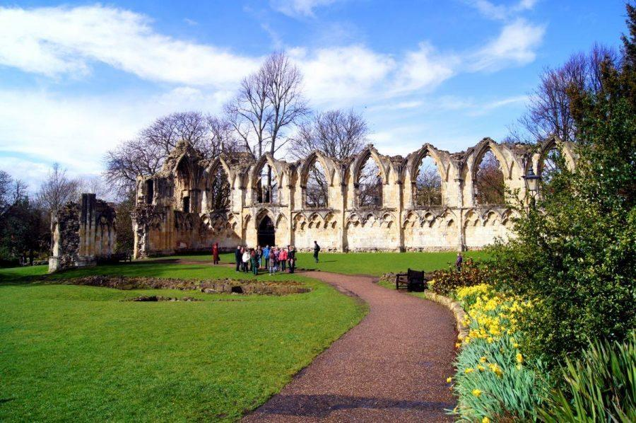 A long weekend in york itinerary - york musuem garden