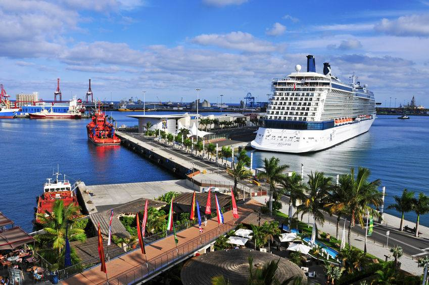 The Must See 6 Destinations for your First Time on board a Cruise Line - cruise canary islands