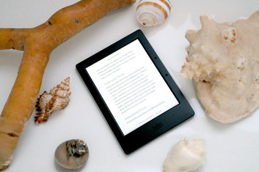The waterproof kobo aura h20 the only ereader you will ever need on your travels 2