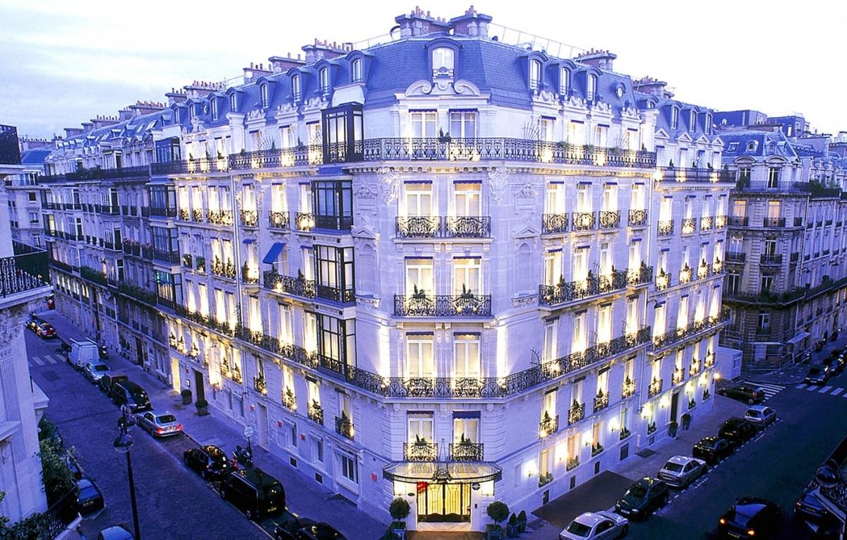 Hotel De La Tremoille Paris France