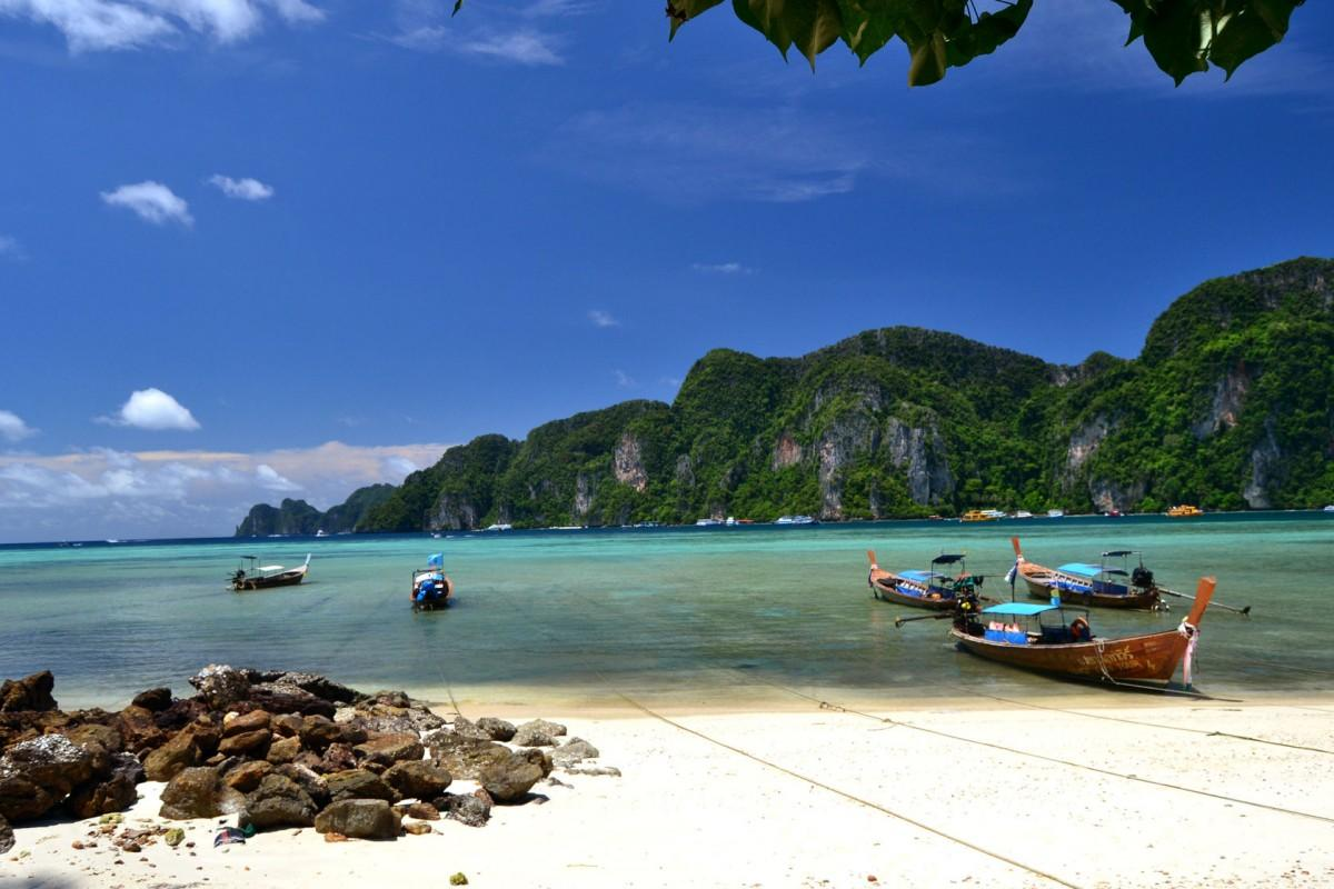 Two luxurious and cultural weeks in Thailand - Ko Phi Phi