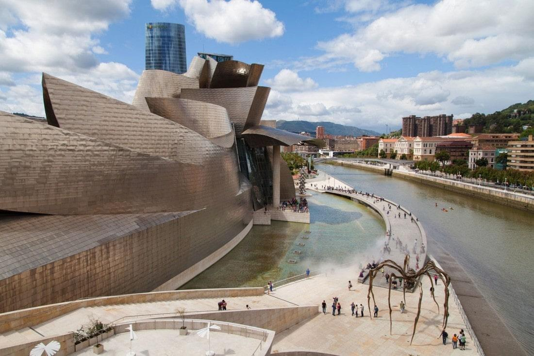 Why you should travel to Spain by ferry - bilbao