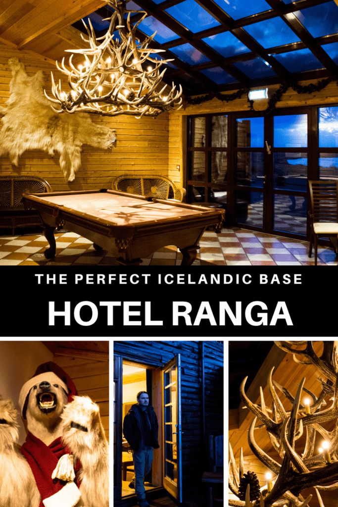 Hotel Ranga - The perfect balance for a trip to Iceland Northern Lights