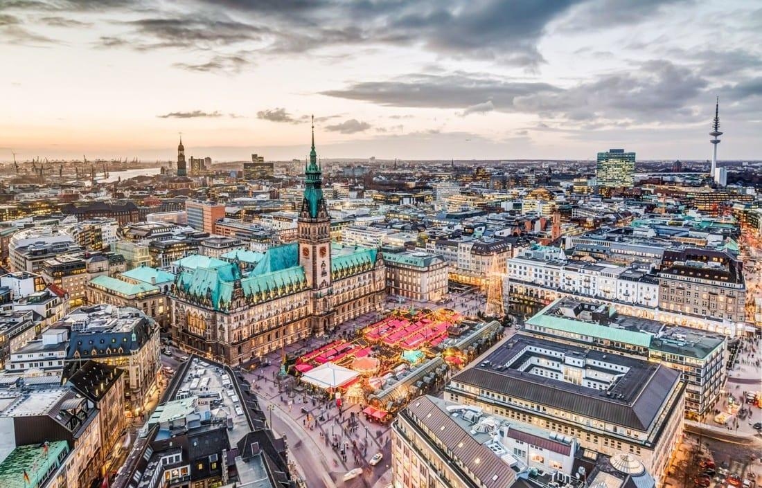 The perfect Christmas Weekend Getaway- 48 Hours in Hamburg, Germany