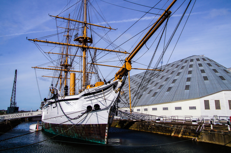 Rochester Historic Dockyard Chatham