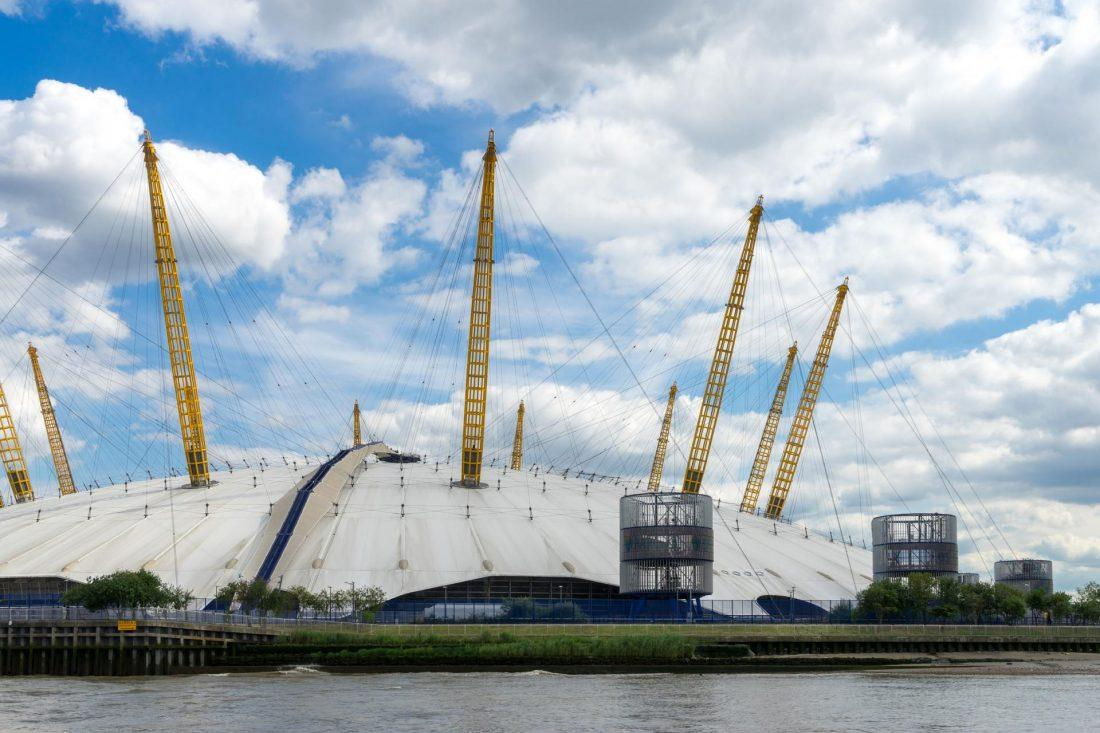 O2 arena facts