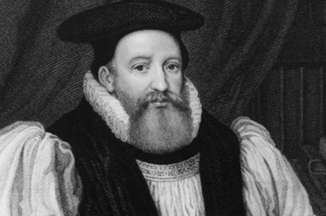 George Abbot the former Archbishop of Canterbury foudner of abbots hospital in guildford